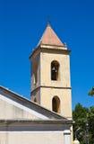 Kerk van Madonna delle Grazie Pietragalla Basilicata Italië Royalty-vrije Stock Afbeeldingen