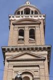 "Kerk van Mantova †de ""St Barbara en Domus-Nova royalty-vrije stock foto"