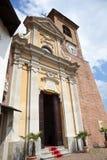 Kerk van Marentino, dichtbij Turijn, Italië Royalty-vrije Stock Afbeelding