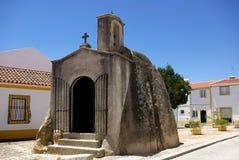 Kerk van megalític royalty-vrije stock afbeeldingen