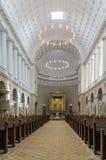 Kerk van Onze Dame, Kopenhagen stock afbeelding