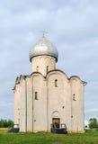 Kerk van Onze Verlosser, Veliky Novgorod royalty-vrije stock foto