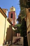 Kerk van Saint Tropez Royalty-vrije Stock Afbeelding