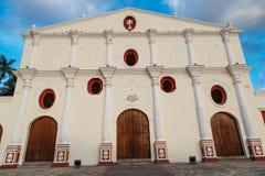 Kerk van San Francisco in Granada, Nicaragua Stock Afbeeldingen