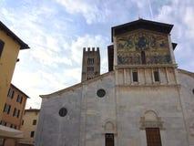 Kerk van San Frediano Stock Foto