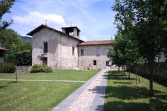 Kerk van San Michele Royalty-vrije Stock Foto