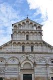 Kerk van San Paolo een Ripa-d'Arno, Pisa Royalty-vrije Stock Afbeeldingen