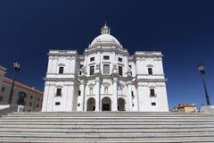 Kerk van Santa Engracia stock fotografie