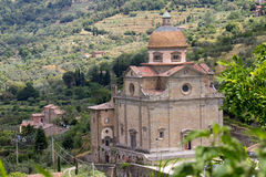 Kerk van Santa Maria Nuova Royalty-vrije Stock Afbeeldingen