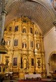 Kerk van Santo Domingo, Oaxaca royalty-vrije stock afbeeldingen