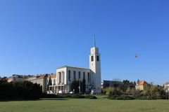 Kerk van st Augustin in Brno, Tsjechische republiek Royalty-vrije Stock Foto's