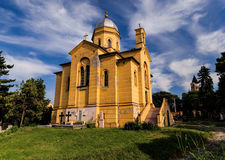 Kerk van St. Dimitrije in Belgrado Stock Afbeelding