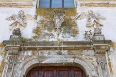 Kerk van St. Filippo Neri. Tursi. Basilicata. Italië. stock afbeeldingen