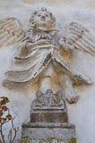 Kerk van St. Filippo Neri. Tursi. Basilicata. Italië. stock afbeelding
