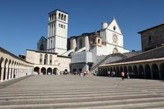 Kerk van St. Francis Assisi Stock Afbeeldingen