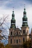 Kerk van st. Francisc royalty-vrije stock afbeelding