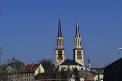 Kerk van St Jacob Royalty-vrije Stock Fotografie