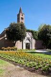 Kerk van St. John de Evangelist stock foto