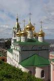 Kerk van St John Doopsgezind. Rusland. Royalty-vrije Stock Fotografie