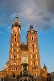 Kerk van St Mary Stock Afbeeldingen