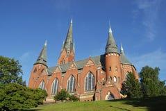 Kerk van St. Michael in Turku Stock Afbeeldingen