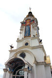 Kerk van St. Nicholas van Myra Royalty-vrije Stock Foto