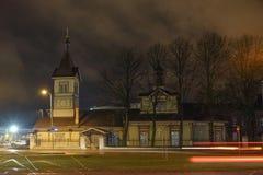 Kerk van St Simeon en de Profeten Hanna stock foto's
