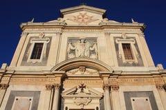 Kerk van St. Stephen van de Ridders (Pisa, Italië) Stock Afbeelding
