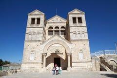Kerk van Transfiguratie stock afbeeldingen