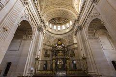Kerk van Val de Grace, Parijs, Frankrijk Stock Foto