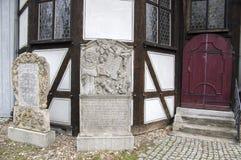 Kerk van Vredes houten erfenis in Swidnica in Polen royalty-vrije stock foto's