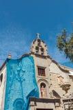 Kerk Veguetabuurt Stock Foto