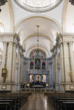 Kerk in Venetië Royalty-vrije Stock Foto's