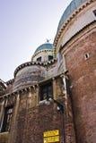 Kerk in Venetië stock fotografie