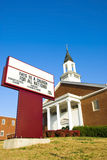 Kerk voor alle naties Stock Fotografie
