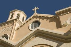 Kerk in West-Palm Beach Royalty-vrije Stock Fotografie