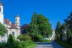 Kerk wolfegg Stock Fotografie
