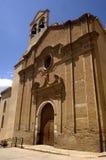 Kerk XVIII van San Bartolome eeuw, Borja, stock afbeelding