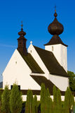 Kerk in Zehra Stock Afbeeldingen