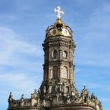 Kerk Znameni Royalty-vrije Stock Fotografie
