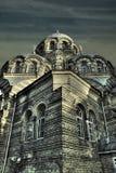 Kerk Znamenskaja royalty-vrije stock foto
