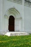 Kerk in Zvenigorod Stock Foto's