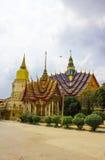 Kerken, tempels van Thailand Stock Afbeelding