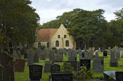 Kerkhof, cementerio imágenes de archivo libres de regalías