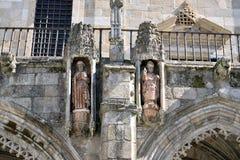 Kerkhof van de Kathedraal van Braga Royalty-vrije Stock Afbeeldingen