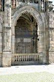 Kerkhof van de Kathedraal van Braga Royalty-vrije Stock Foto's