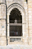Kerkhof van de Kathedraal van Braga Royalty-vrije Stock Foto