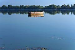 Kerkini lake at Greece Stock Images