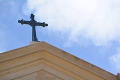 Kerkkruis Stock Foto's