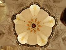 Kerkplafond royalty-vrije stock afbeelding